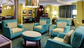 SpringHill Suites by Marriott Memphis Downtown - Memphis - Lounge