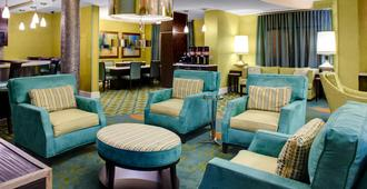 SpringHill Suites by Marriott Memphis Downtown - Memphis - Area lounge