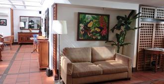 Perak Hotel - Singapur - Sala de estar