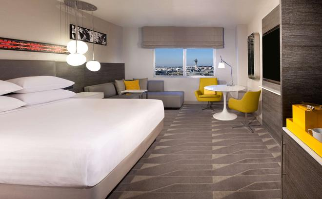 Hyatt Regency Los Angeles International Airport - Los Angeles - Kamar Tidur