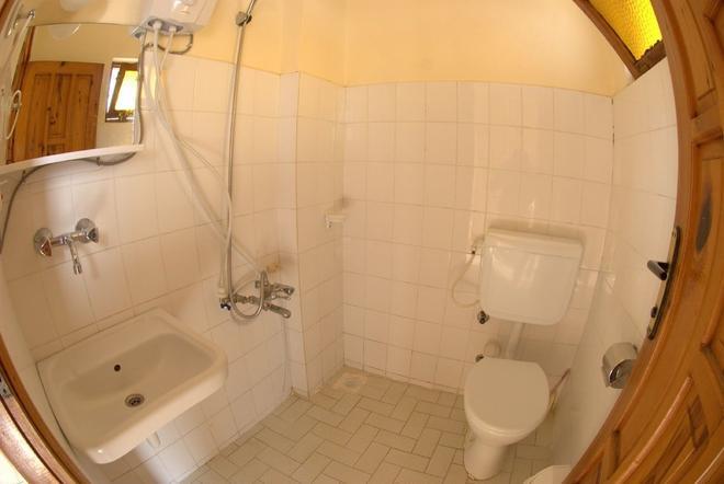 Korkmaz Pansiyon Apart - Manavgat - Bathroom