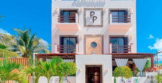 Posada Pachamama Mahahual - Majahual - Building