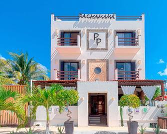 Posada Pachamama - Majahual - Building