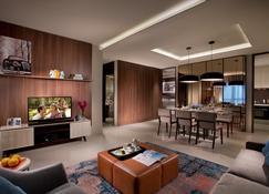 Ascott Waterplace Surabaya - Surabaya - Living room