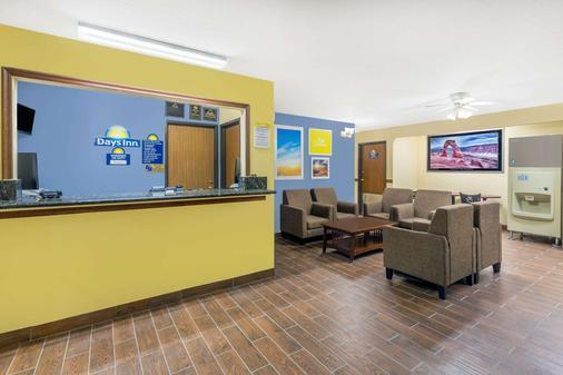 Days Inn by Wyndham Moab - Moab - Σαλόνι ξενοδοχείου