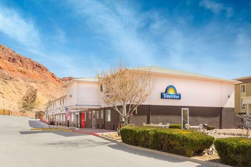 Days Inn by Wyndham Moab - Moab - Θέα στην ύπαιθρο