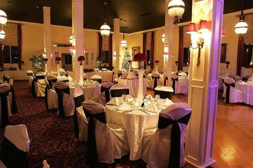 The Martha Washington Inn And Spa - Abingdon - Banquet hall