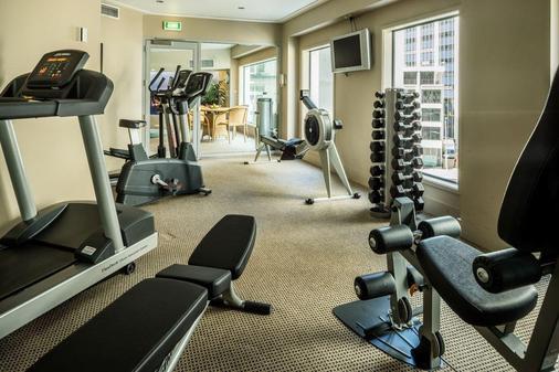 Bolton Hotel - Wellington - Gym