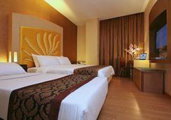 Courtyard Hotel @ 1Borneo - Kota Kinabalu - Κρεβατοκάμαρα