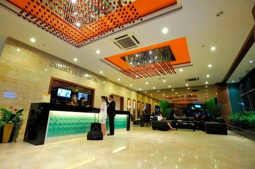 Courtyard Hotel @ 1Borneo - Kota Kinabalu - Lễ tân