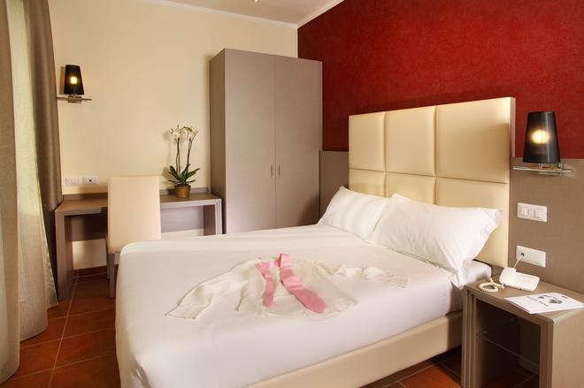 Hearth Hotel - Roma - Habitación