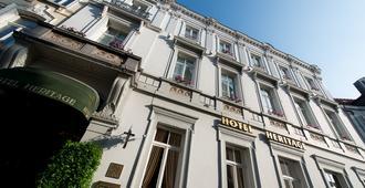 Relais & Chateaux Hotel Heritage - Brugge - Bangunan