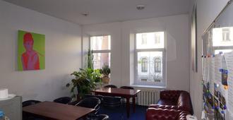 Budget Central - Vilna - Sala de estar