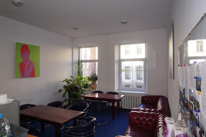 Budget Central - Wilna - Wohnzimmer