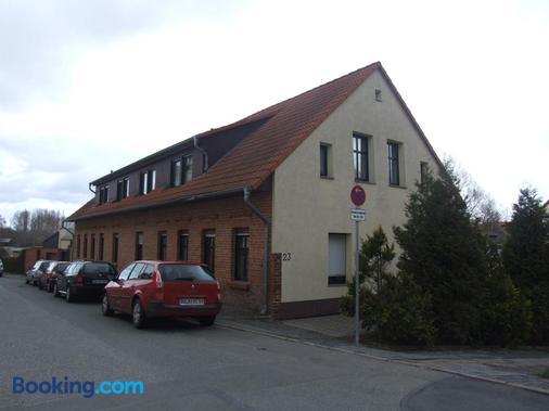 Hostel Vorharz Quedlinburg - Quedlinburg - Gebäude