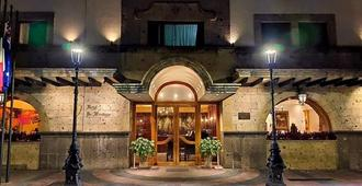 Hotel De Mendoza - Guadalajara - Edificio