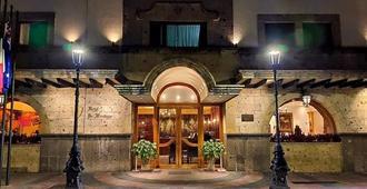 Hotel De Mendoza - גוואדאלחארה - בניין