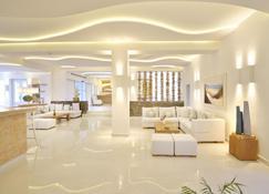 Petinos Hotel - Platis Gialos - Lobby