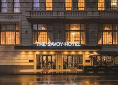 The Savoy Hotel On Little Collins Melbourne - Melbourne - Toà nhà