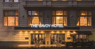 The Savoy Hotel On Little Collins Melbourne - Melbourne - Gebäude