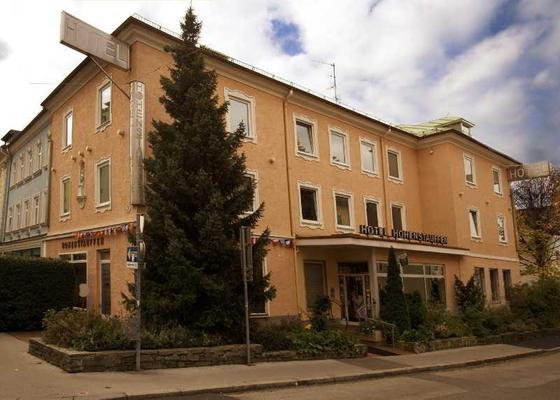 Hotel Hohenstauffen - Salzburgo - Edificio