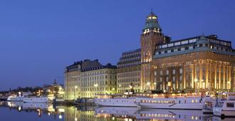 Radisson Collection Strand Hotel, Stockholm - Estocolmo - Edificio