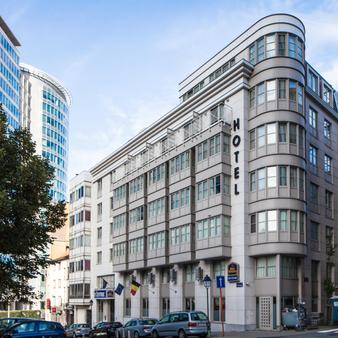 Best Western City Centre - Bryssel - Rakennus