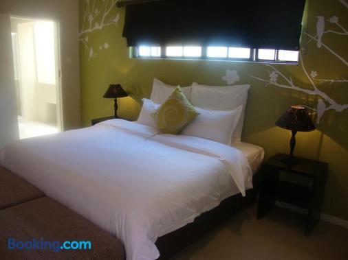 Lucky Bean Guest House - Johannesburg - Bedroom