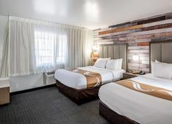 Quality Inn South Lake Tahoe - South Lake Tahoe - Schlafzimmer