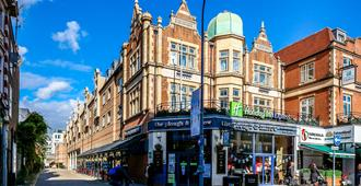 Holiday Inn Express London - Hammersmith - Londra - Dış görünüm