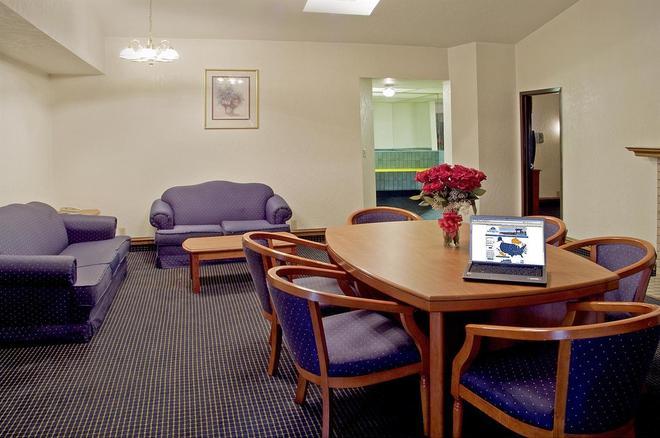 Americas Best Value Inn & Suites Los Angeles Downtown Sw - Los Angeles - Olohuone