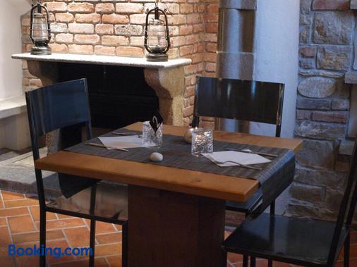 B&B Osteria Dello Sperone - Lonate Pozzolo - Dining room