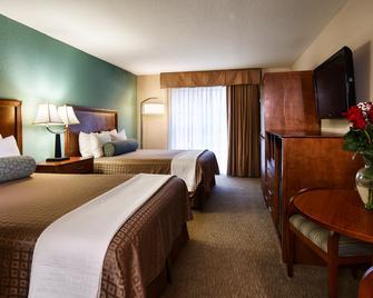 Best Western Plus Atrium Inn - Schertz - Ložnice