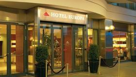 Austria Trend Hotel Europa Graz Hauptbahnhof - Graz - Edificio