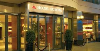 Austria Trend Hotel Europa Graz Hauptbahnhof - Graz - Gebouw