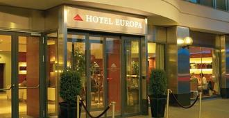 Austria Trend Hotel Europa Graz Hauptbahnhof - Graz - Building