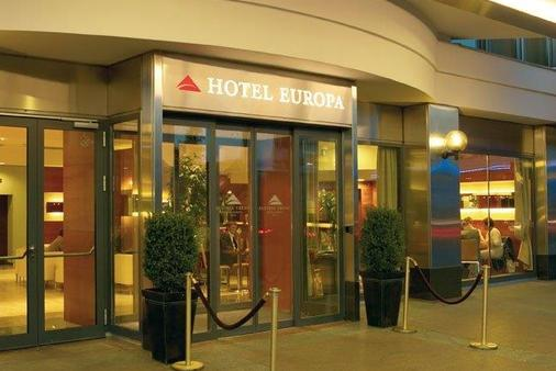Austria Trend Hotel Europa Graz Hauptbahnhof - Graz - Rakennus