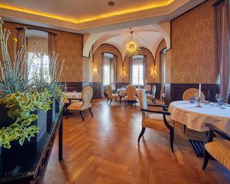 Falkensteiner Schlosshotel Velden - Фельден-ам-Вертер-Зе - Ресторан