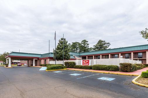 Econo Lodge - Columbus - Building
