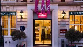 Mercure Paris Montparnasse Raspail - Paris - Building