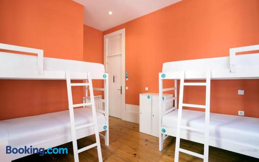 Best Guest Porto Hostel - Porto - Bedroom
