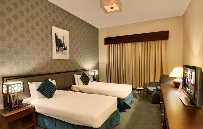 杜拜蓮花地鐵酒店公寓 - 杜拜 - 臥室