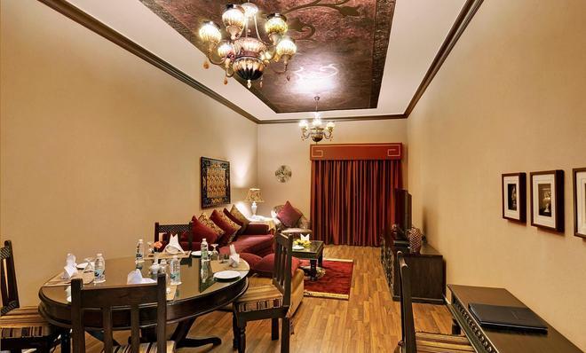 杜拜蓮花地鐵酒店公寓 - 杜拜 - 餐廳