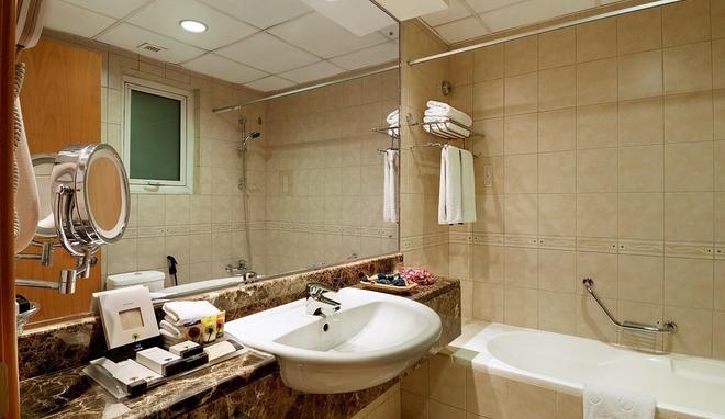 杜拜蓮花地鐵酒店公寓 - 杜拜 - 浴室