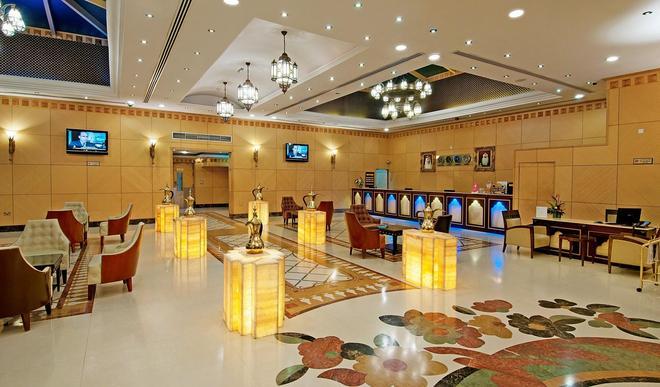 杜拜蓮花地鐵酒店公寓 - 杜拜 - 大廳