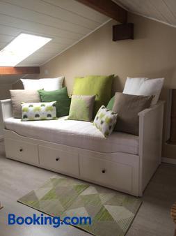 Chambres D'Hotes De La Roche - Frossay - Living room