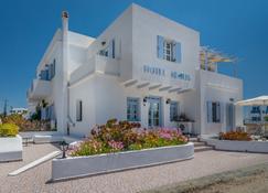 埃俄利斯酒店 - 密羅斯島 - 阿達瑪斯 - 建築