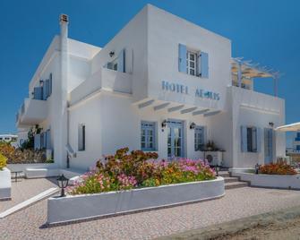 Aeolis Hotel - Adamantas - Toà nhà