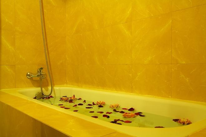 Boutique Cambo Hotel - Siem Reap - Μπάνιο