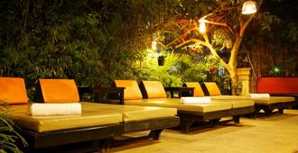 Boutique Cambo Hotel - Siem Reap - Patio